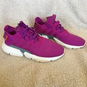 NWOT Adidas BOOST Running Shoes W 8.5, M 7